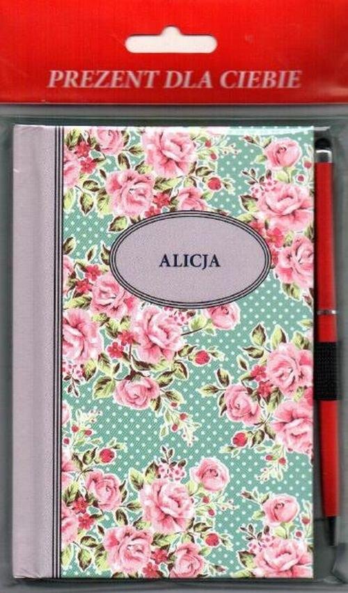 Notes Imienny  Alicja