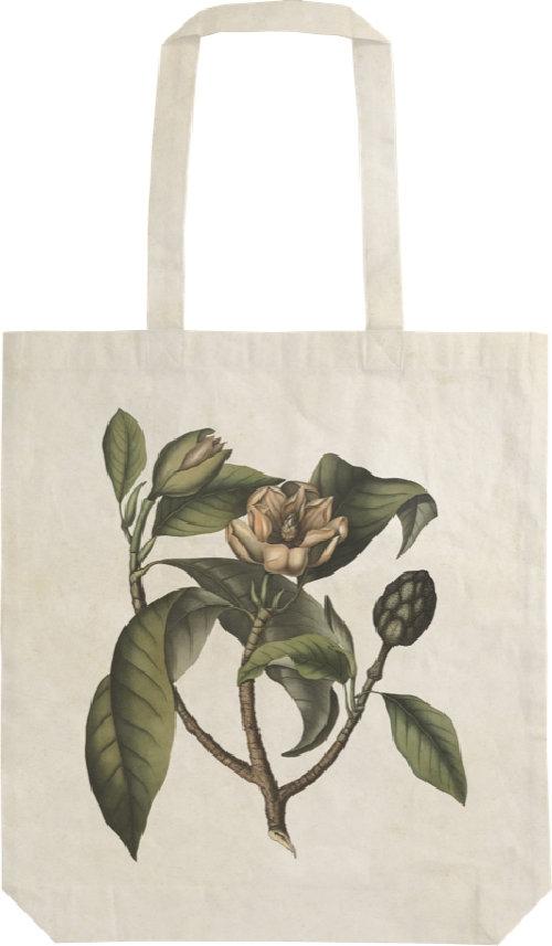 Torba bawełniana na ramię Szoperka STBAG 04 Magnolia