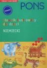 Słownik ilustrowany dla dzieci niemiecki