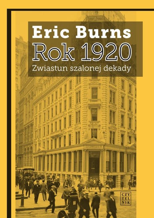 Rok 1920 Burns Eric