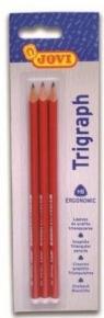 Ołówki 3 sztuki bls JOVI