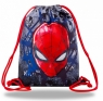 Coolpack - Beta - Disney - Worek na buty - Spider-man Black (B54303)