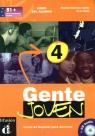Gente Joven 4 Podręcznik + CD  Martinez Salles Matilde, Sans Neus