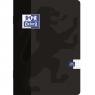 Zeszyt Oxford Esse A5/60k, kratka - czarny (400136889)