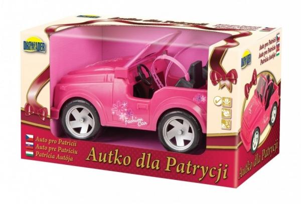 Autko dla Patrycji - Pudełko (00783)