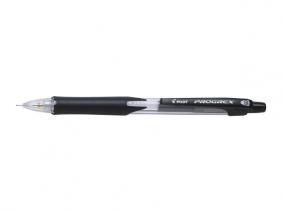 Ołówek automatyczny Pilot Progrex Begreen czarny HB (H-125C-SL-B-BG)