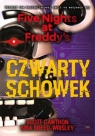 Czwarty schowek. Five Nights at Freddy's T.3 Cawthon Scott, Breed-Wrisley Kira