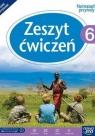 Przyroda zeszyt ćwiczeń dla klasy 6 szkoły podstawowej. Na tropach przyrody. Marcin Braun, Wojciech Grajkowski, Marek Więckows