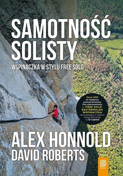 Samotność solisty Honnold Alex, Roberts David