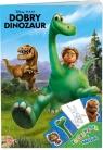 Dobry dinozaur Kolorowanka i naklejki