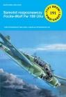 TBiU 191 Samolot rozpoznawczy Focke-Wulf FW UHU