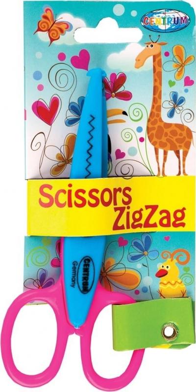 Nożyczki dla dzieci Zig Zag 135mm