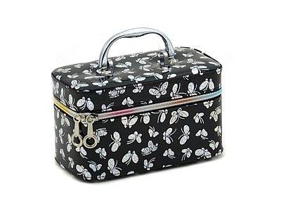 Kuferek Adar S, walizka z lusterkiem, zapinany na zamek (531840)