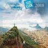 Kalendarz rodzinny lux 2018 - Panoramy świata PK4