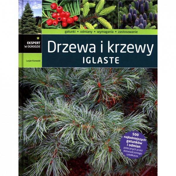 Drzewa i krzewy iglaste Kurowski Lucjan
