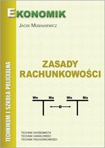 Zasady rachunkowości Jacek Musiałkiewicz