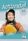 Activate! B2 Workbook + iTest CD Stephens Mary