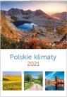 Kalendarz 2021 Ścienny Polskie klimaty