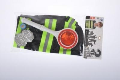 Zestaw policyjny z kamizelką (460209)