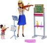 Lalka Barbie Nauczycielka muzyki (DHB63/FXP18)