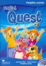 English Quest 2 Książka ucznia + 2CD