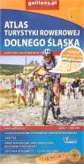 Atlas tur. rowerowej wodoodporny - Dolny Śląsk praca zbiorowa