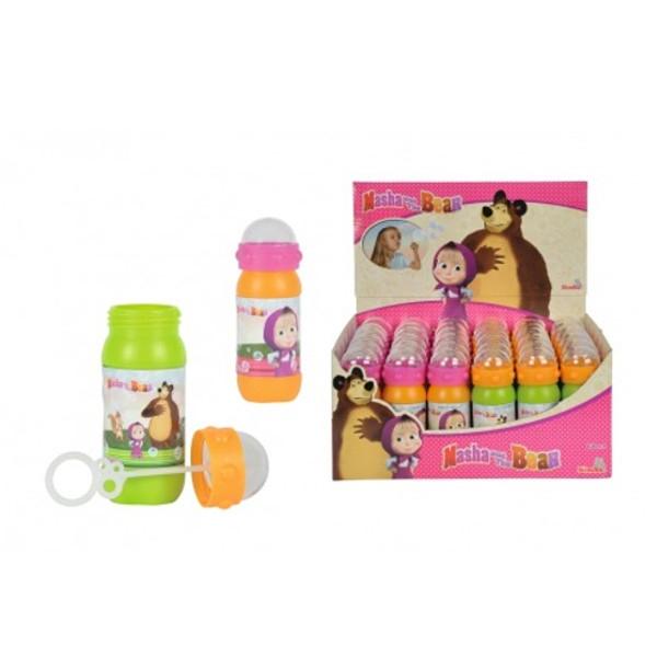 Masza i Niedźwiedź Bańki mydlane 60 ml (109303184)