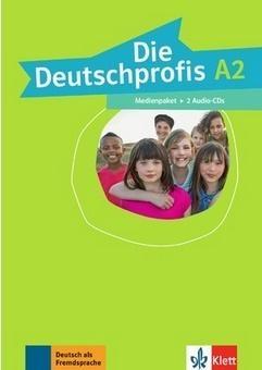 Die Deutschprofis A2 Medienpaket (2CD) praca zbiorowa