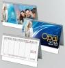Kalendarz 2018 Biurowy Opal poziomy DAN-MARK