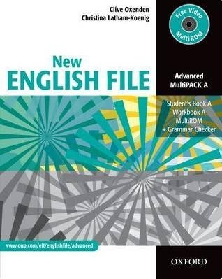 New English File Advanced Multipack A C. Oxenden, C. Latham-Koenig, P. Seligson
