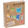 Re-Cycle-Me Zestaw Kreatywny Pociąg 5 zabawek