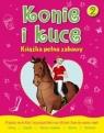 Konie i kuce Książka pełna zabaw 2