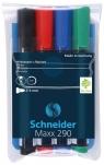 Markery do tablic suchościeralnych Schneider Maxx 290 (129094)