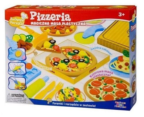 Magiczna masa plastyczna - Pizzeria (01084)