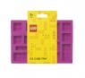 Foremka LEGO® do kostek lodu - Różowa (41000002)