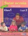 Świat ucznia ćwiczenia klasa 1 część 2 kształcenie zintegrowane  Mazur Barbara, Zagórska Katarzyna