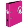 Segregator A4 8cm Cool Pink col. BL