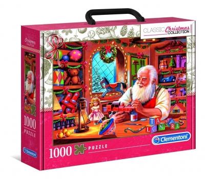 Puzzle 1000 Brief Case Kolekcja Świąteczna
