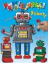 Naklejanki. Roboty