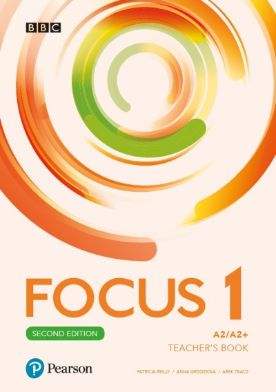 Focus Second Edition 1 Teacher's Book plus płyty audio, DVD-ROM i kod dostępu do Digital Resources