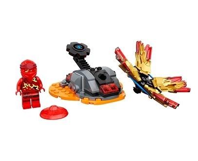 Lego Ninjago: Wybuch Spinjitzu - Kai (70686)