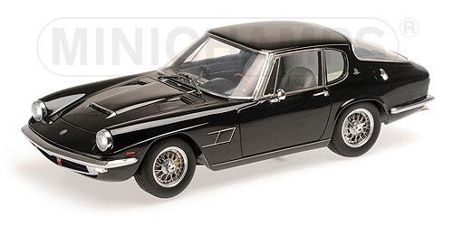 MINICHAMPS Maserati Mistral Coupe 1963 (107123421)