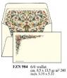 Papeteria Wallet 6 kopert i 6 karnetów FZN 984