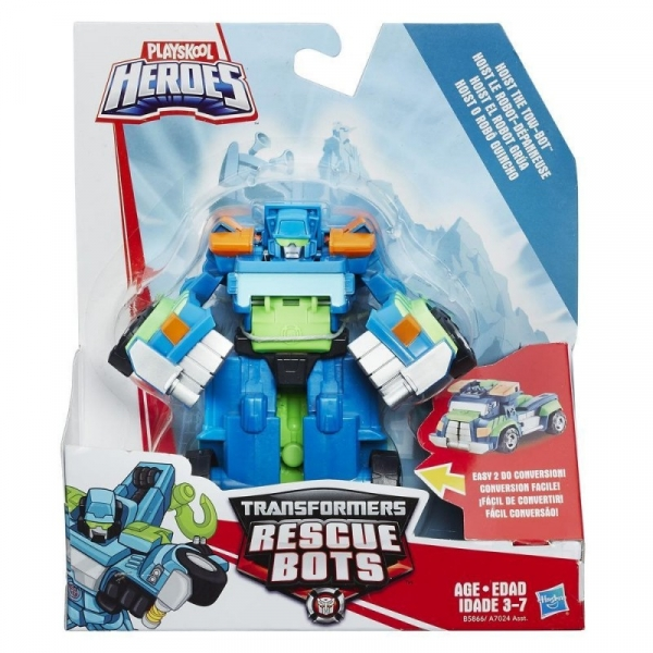 Transformers Rescue Bots HOIST THE TOW-BOT (A7024/B5866)