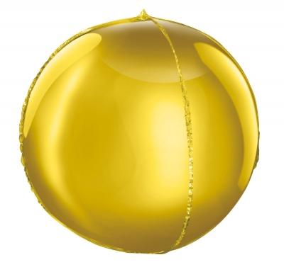 Balon foliowy Godan 16 cali kula złota 16cal (BK-HZL)
