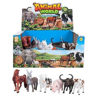 Figurka Mega Creative domowe zwierzęta 15 cm (454722)