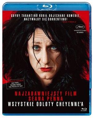 Wszystkie odloty Cheyenne`a (Blu-ray)