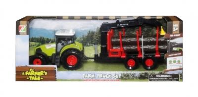 Traktor światło - dźwięk