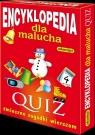 Encyklopedia dla malucha Quiz śmieszne zagadki wierszem (4843)