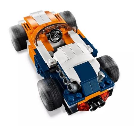 Lego Creator: Słoneczna wyścigówka (31089)